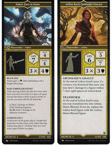 Arena Of The Planeswalkers Card Templates by Free Easy Activator There No Map Voodoohn