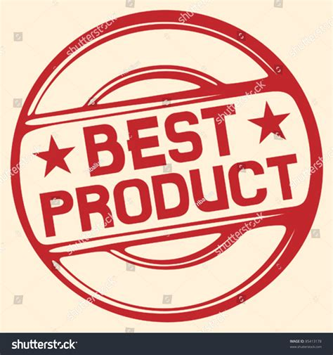 best product best product st stock vector illustration 85413178