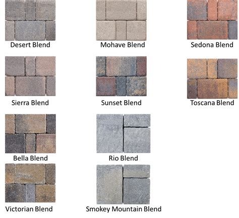 concrete pavers az landscape creations