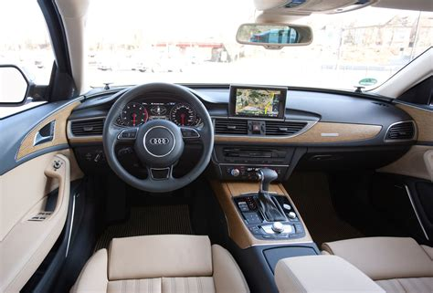audi a6 allroad 2012 driving amp performance parkers