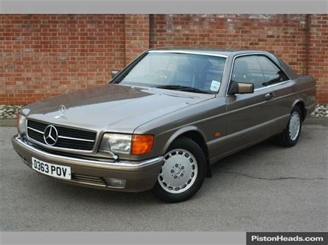 used mercedes benz sec series cars for sale with pistonheads