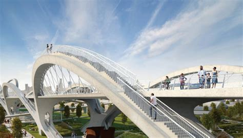 l a s 6th street bridge design competition and the city announces new design for sixth street bridge kcet