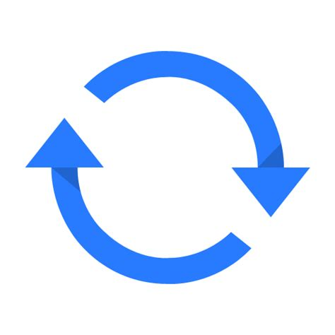 image sync refresh reload rotate synchronize icon