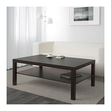 ikea lack coffee table lack coffee table black brown 118x78 cm ikea