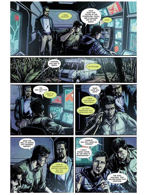 Tom Clancys Splinter Cell Echoes Vol 1 Graph Beli Sekarang image splinter cell echoes page 14 jpg the splinter