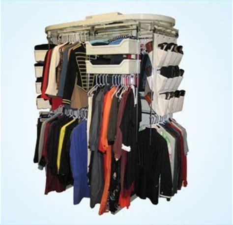 Rotating Closet Carousel by Closet Organization How A Closet Carousel Can Help You Get It Organized