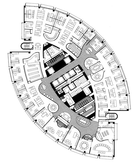 post circle floor plans harry seidler associates grosvenor place
