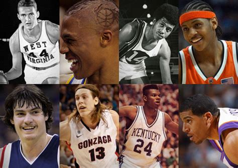 college basketball hairstyles the 8 best college basketball haircuts of all time