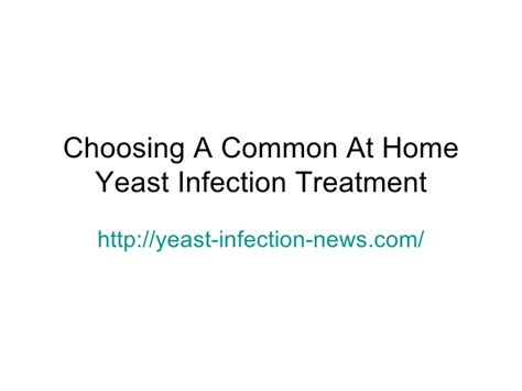 how to cure a yeast infection at home solved discover
