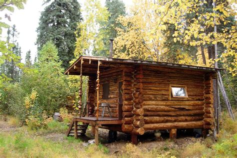 Wilderness Cabin by Alaska Wilderness Cabins Quotes