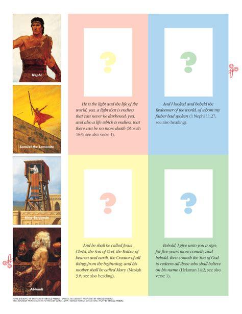 mormon a valiant prophet friend poster article prophets friend