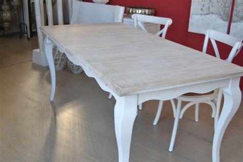 tavoli shabby chic tavolo provenzale allungabile etnico outlet mobili etnici