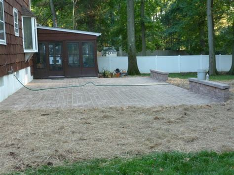 Paver Patio Nj by Paver Patios In New Jersey Walkways Driveway Installation