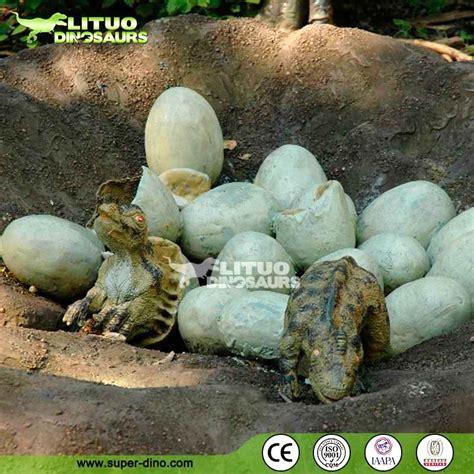 Egg Telur Dino Dino Egg telur dinosaurus buatan sarang produk taman hiburan