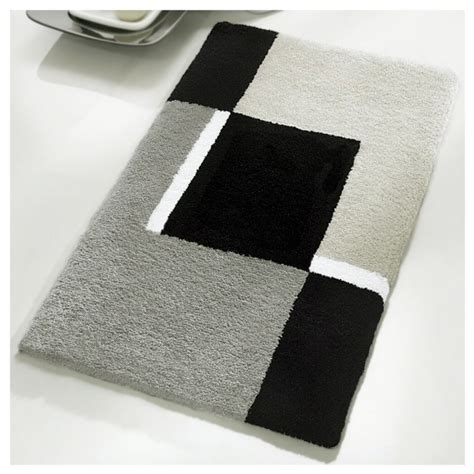 luxury bath rugs and mats luxury contemporary gray bath mat large 23 6 quot x 35 4