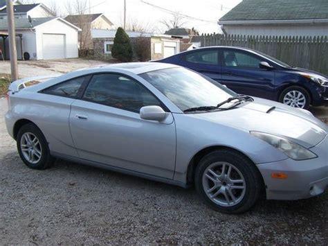 2001 Toyota Celica Mpg Buy Used 2001 Toyota Celica Gt Hatchback 2 Door 1 8l In