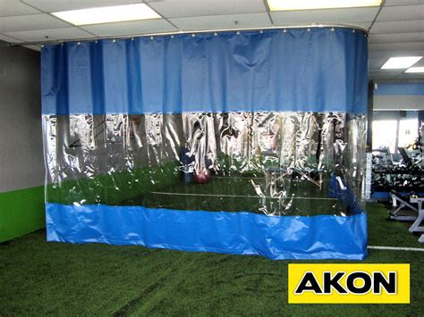 Industrial Vinyl Curtains   Akon ? Curtain and Dividers