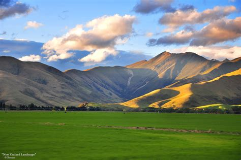 Landscape Photos New Zealand New Zealand Landscape Beautiful Scenery Photography