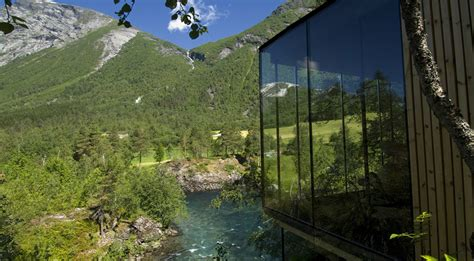 ex machina hotel juvet landscape hotel in norway hiconsumption