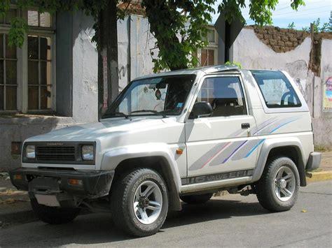 daihatsu feroza interior daihatsu feroza car interior design