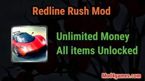 download mod game redline rush redline rush modded game apk free with offline obb data