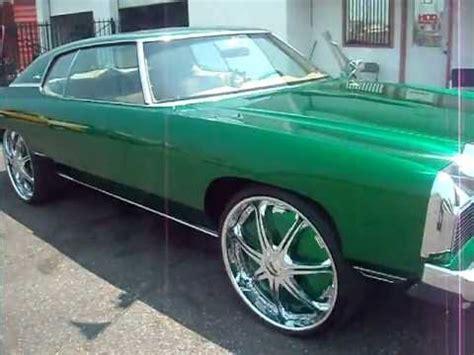 1973 chevy impala donk 1973 chevy impala donk on 26 inch dub stallion floaters