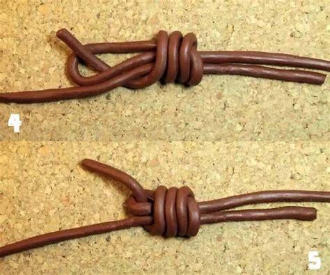 nudos de collares c 243 mo hacer nudos corredizos para collares y pulseras