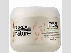 L'Oréal Professionnel Serie Nature Masque Re-Naitre For ... L'oreal Hair Products For Thinning Hair