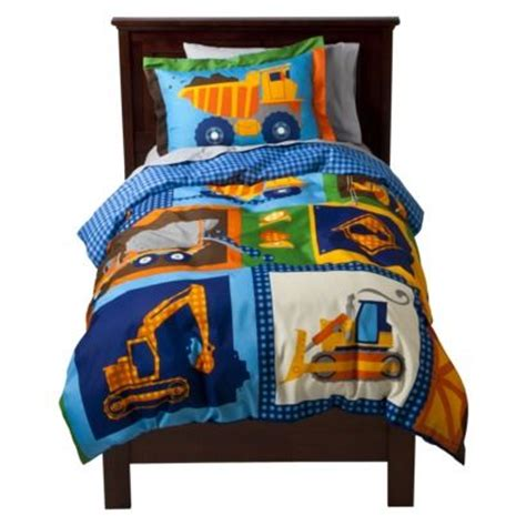 construction themed bedroom bedding construction and duvet on pinterest