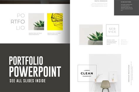 Portfolio Powerpoint Presentation Template Free Pixelify Best Free Fonts Mockups Templates Portfolio Presentation Template Free