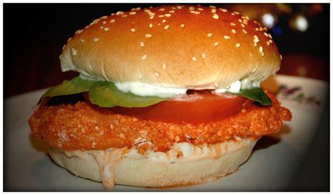 buffalo chicken sandwich follow the recipe