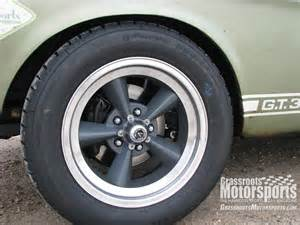 Vintage Truck Wheels And Tires New Tires And Wheels Shelby Gt 350 Project Car Updates