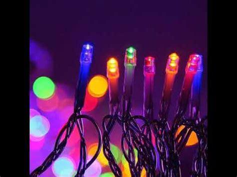 Lu Led String Light Versi Baterai 500 led multi colour string lights