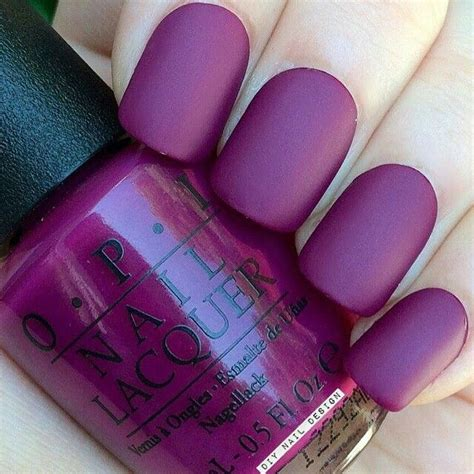 matte purple nail 25 matte nail designs you will pretty designs