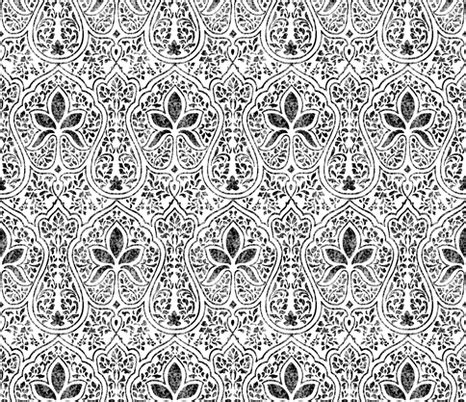 Batik Design Black And White | rajkumari black and white batik fabric