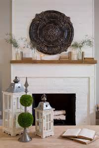 a fixed up fireplace hgtv