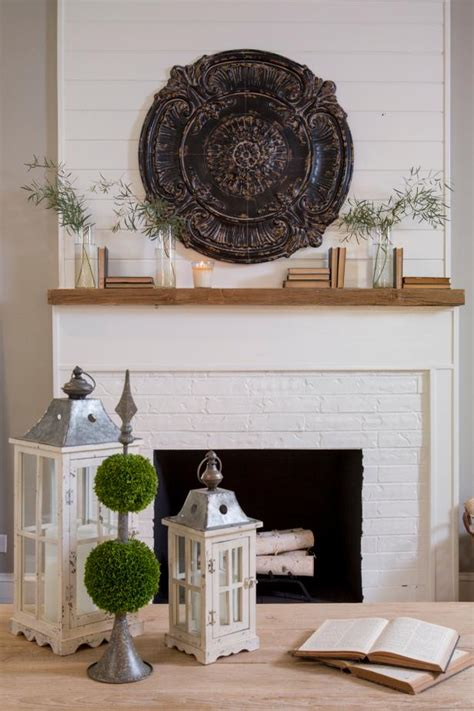 what is shiplap fixer upper s popular design feature a fixed up fireplace hgtv