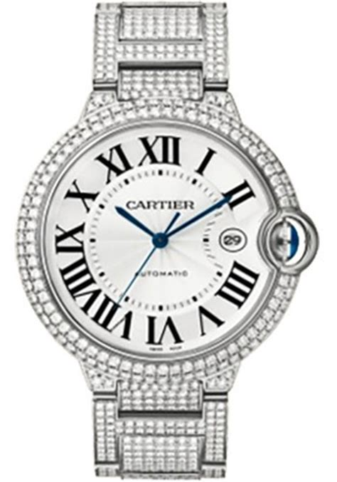 Cartier Cyntia 9005 Set cartier ballon bleu 42mm white gold watches from swissluxury