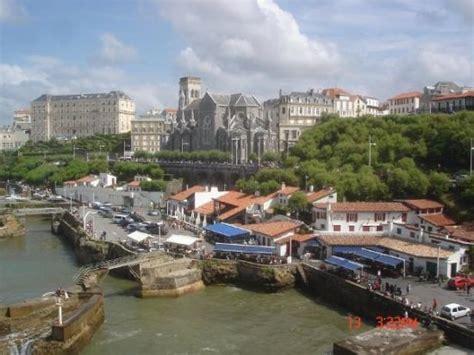 le port vieux de biarritz photo de biarritz pays basque