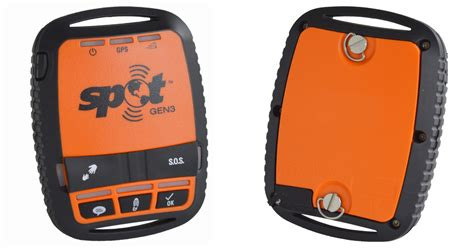 Spot GEN3 Satellite GPS Messenger and Tracking Device