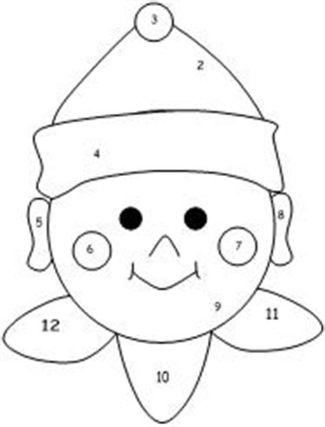 elf head coloring pages elf head coloring patterns coloring pages