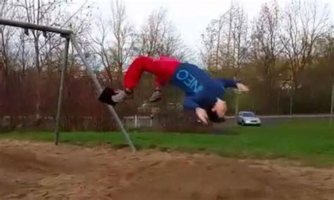 how to do a backflip off a swing how to do a backflip off a swing 28 images fat girl