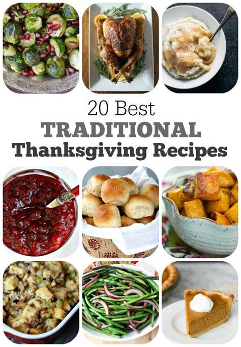 best dinner dishes 100 traditional thanksgiving recipes on