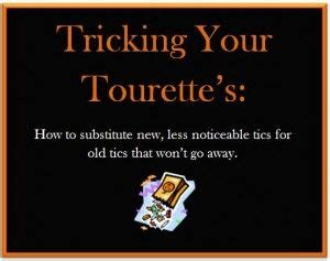 tourette stop your tics by learning what triggers them books 19 best images about tourettes on
