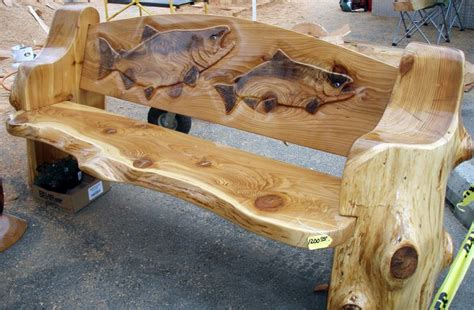 chainsaw carved bench 144 best chainsaw carvings images on pinterest