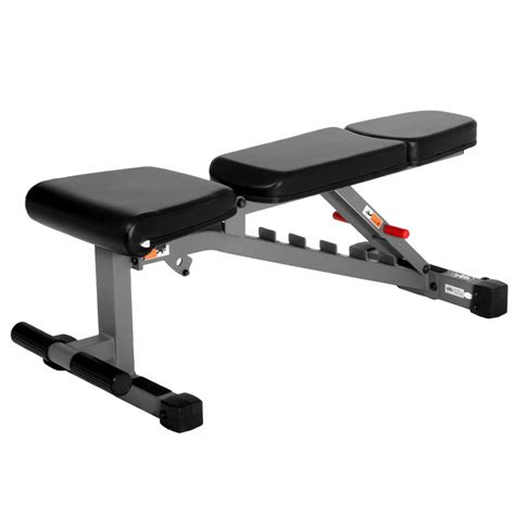 db flat bench xmark xm 7630 adjustable dumbbell weight bench