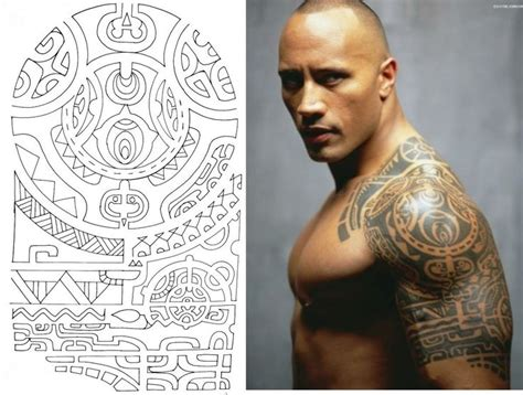 dwayne johnson buffalo tattoo 25 best ideas about the rock tatoo on pinterest psalm
