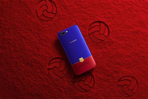 Casing New Oppo F1 Real Madrid fc barcelona fans oppo fcb r11 is now up for preorder