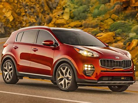 Fuel Economy Kia Sportage Most Interior Room Midsize Suvs Autos Post
