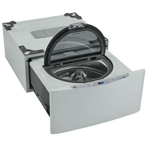 pedestal washer kenmore elite 51972 27 quot wide pedestal washer white